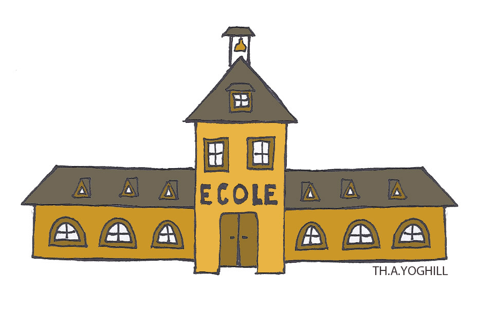Archive janvier le blog de th a yoghill for Ecole de dessin bayonne